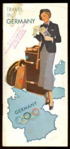 TRAVEL IN GERMANY brochure