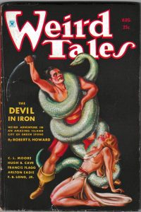 Weird Tales - 1934-08