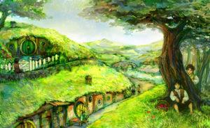lotr_shire_hobbit_by_aprilis420-d5eyt0c