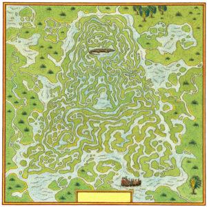 Abécédaire Labyrinthe A comme Alligator (Nathan-Jeunesse)