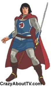Série animée. The Legend of Prince Valiant