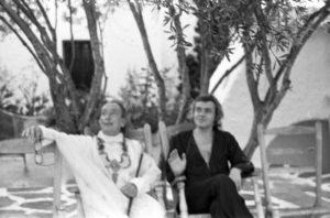 Dalí, HRG