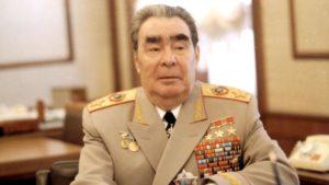 Leonid Ilyich Brezhnev